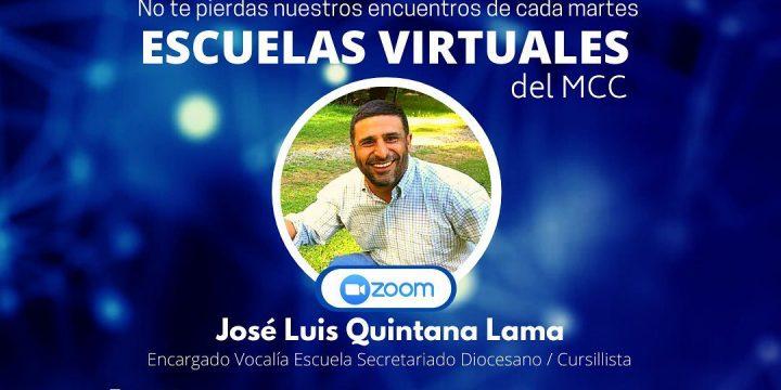 «Un Nuevo Amanecer», próxima Escuela Virtual