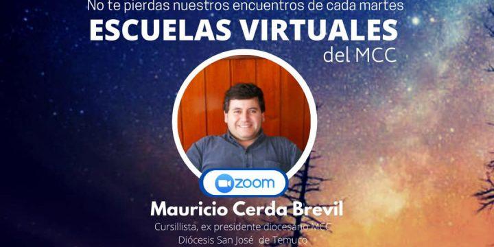 Participa en la próxima Escuela Virtual