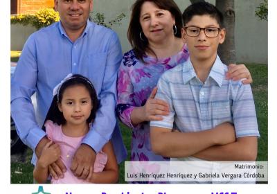 Matrimonio Henríquez- Vergara son los nuevos Presidentes Diocesanos del MCC Temuco