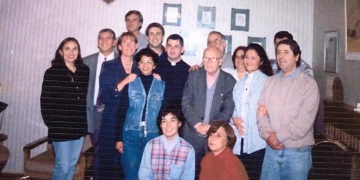 Eduardo Bonnín: Un hombre santo que conocimos en 1998