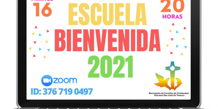 Escuela Bienvenida 2021