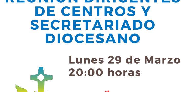 Reunión Centros / Secretariado