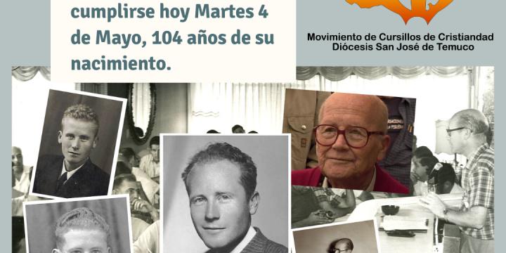 104 Aniversario del Nacimiento de Eduardo Bonnín