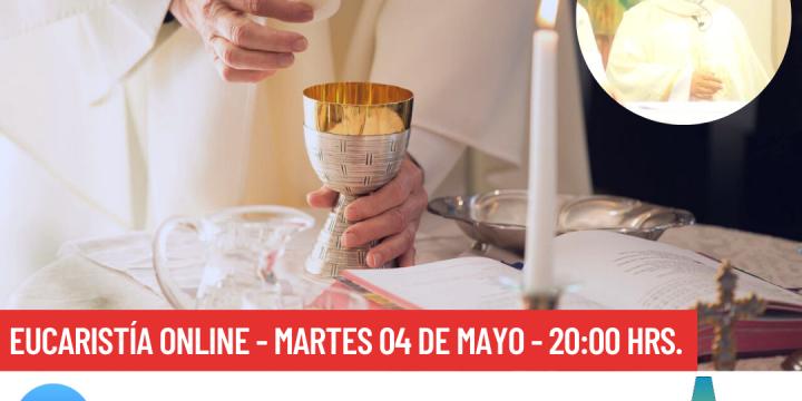 Eucaristía Mayo