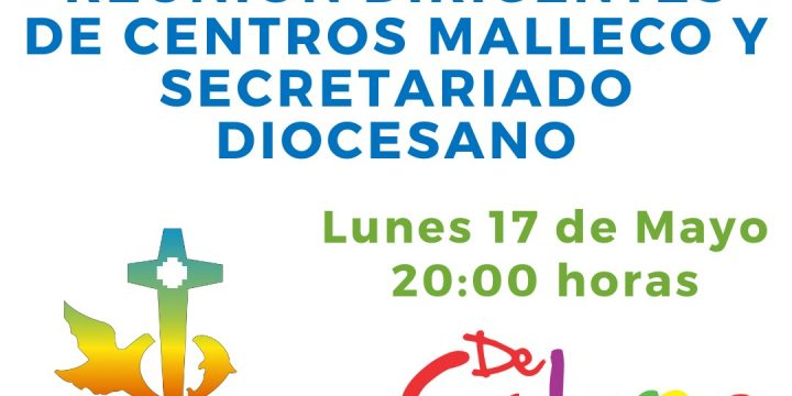 Reunión Centros Malleco / Secretariado